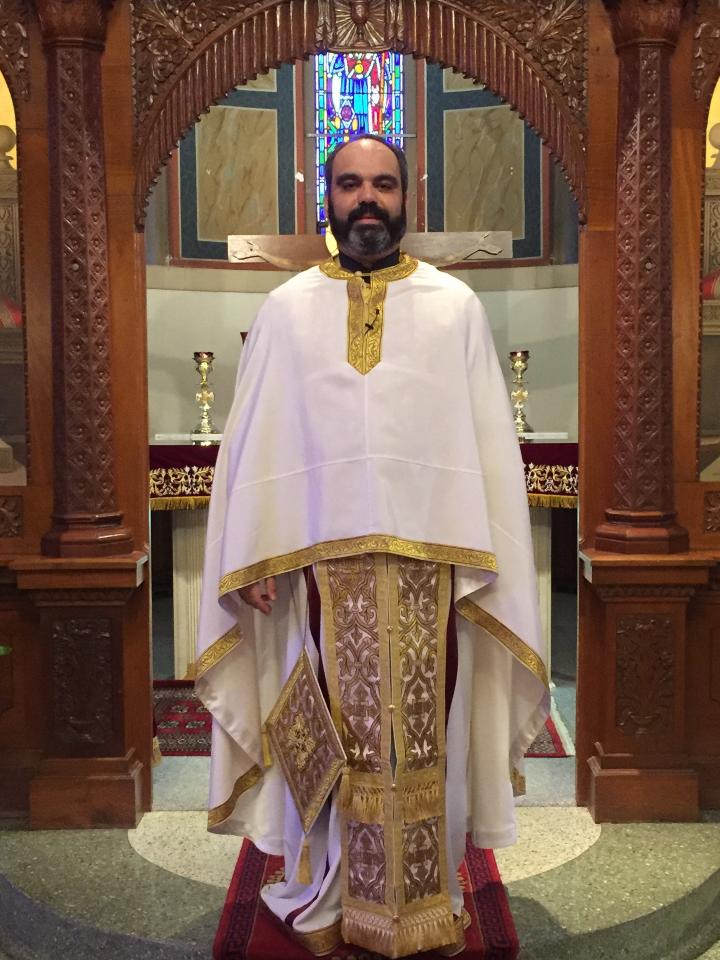 FR. VASILEIOS TSOURLIS