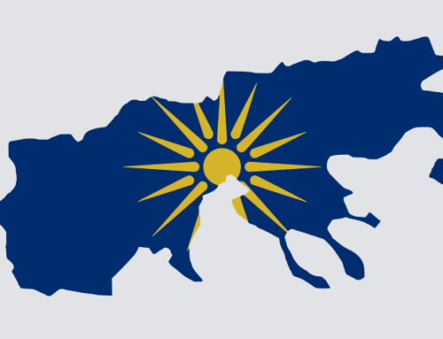 Macedonia March 18