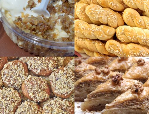 2018 Festival Pastry Preparations, August 9th – 26th