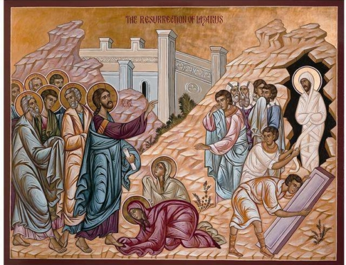 Saturday of Lazarus – Apr 20