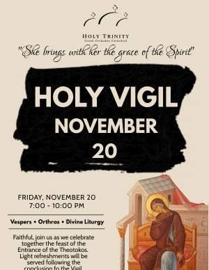 Holy Vigil