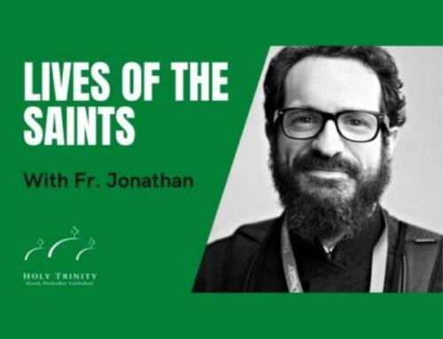 Fr Jonathan's Online Offerings