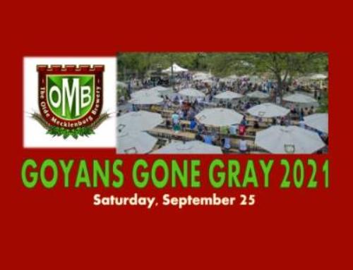 Goyans Gone Gray 2021 – Sep 25